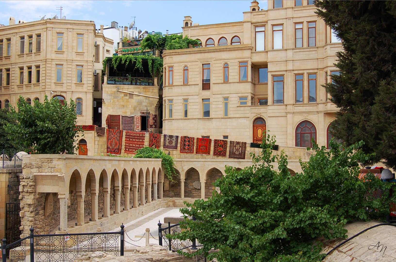 8 days 7 Nights Azerbaijan Tour