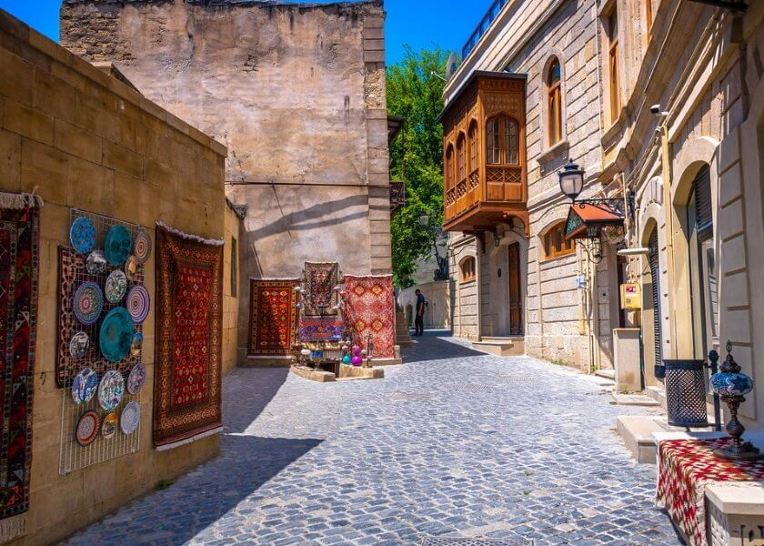 3 Days 2 Nights Baku Tour